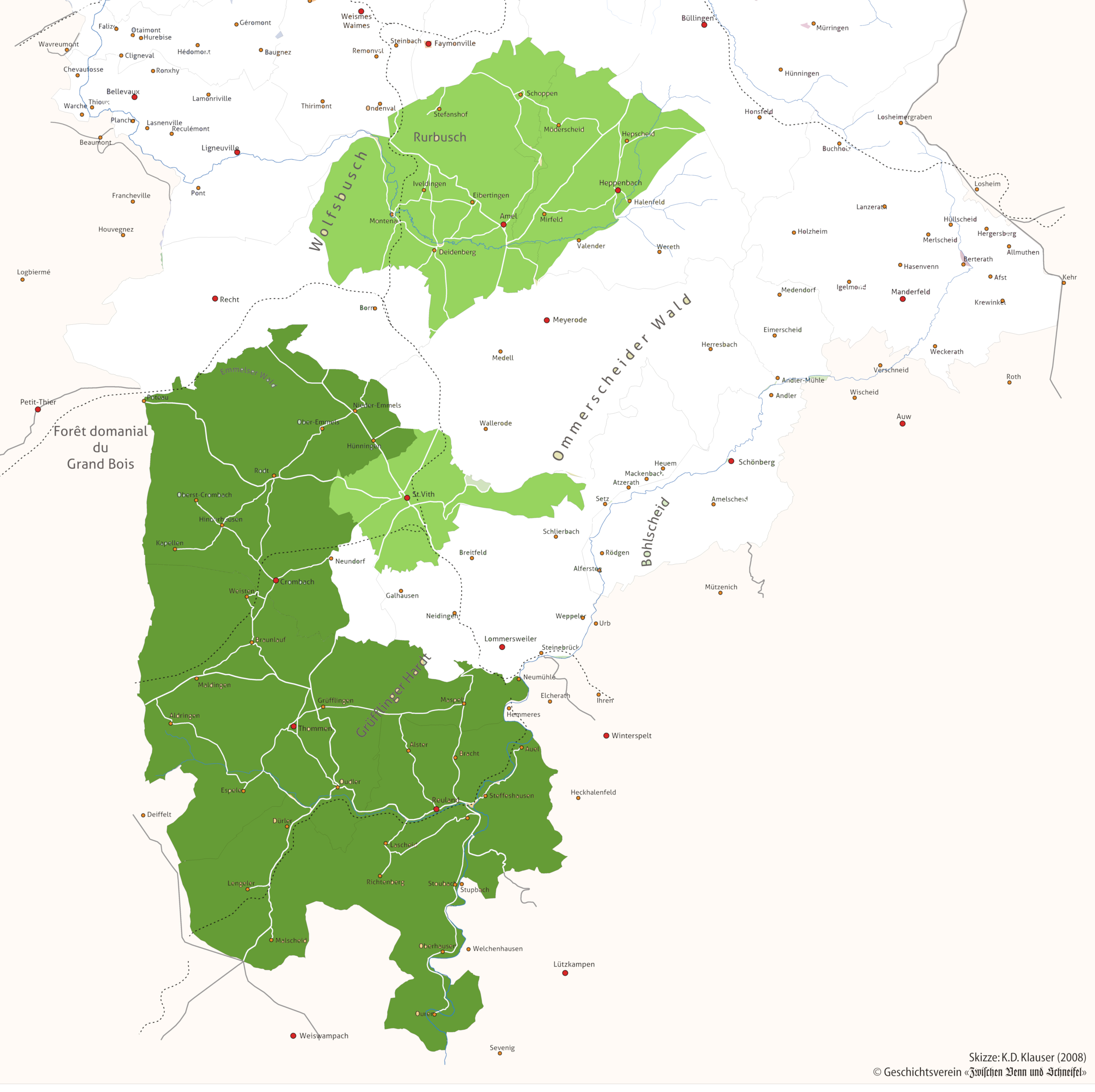 German Region in Belgium