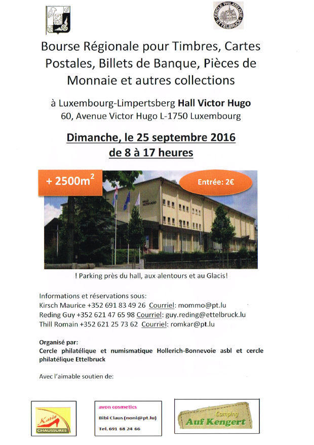 Bourse R�gionale
